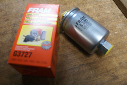 1985 -96 Fuel Filter,Fram G3727,New